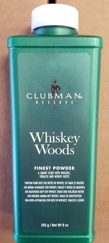 Whiskey Woods Premium Powder