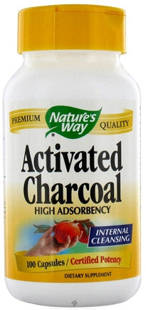 Activated Charcoal - High Absorbency