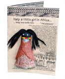 African Paper Dolls from Zimbabwe: Help to improve peoples lives.