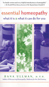 Book: Essential Homeopathy