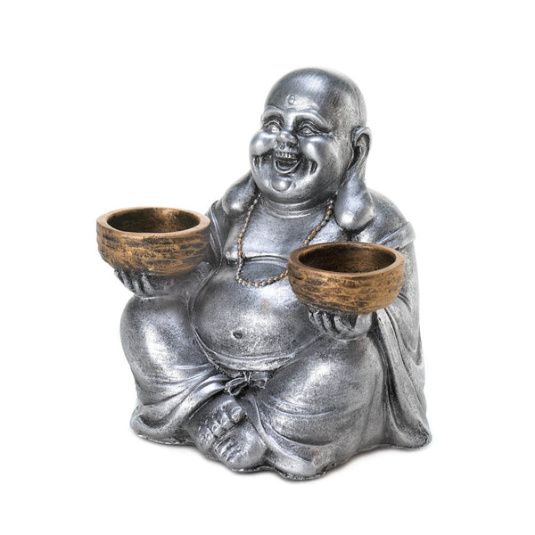 Buddha Statue Candle Holder