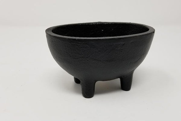 Burner: Cast Iron Cauldron Oval Style