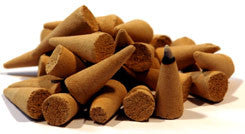 Incense Cones 40 per pack (Selection)