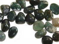 Stone: Green Moss Agate