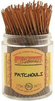 Incense: Mini Sticks, 20 per pack Shorties display.
