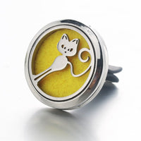 AromaPin™ AromaBUG™ Personal Aromatherpy Locket Pin (Brooch) (Broach) Over 50 Designs