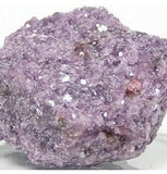 Stone: Lepidolite Rough Stone Crystals (ADHD and PTSD)