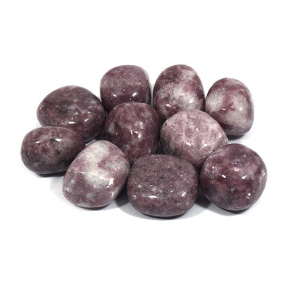 Stone: Lepidolite Tumbled (ADHD and PTSD)