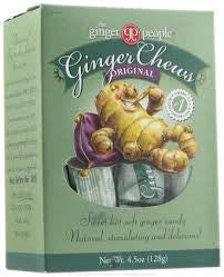 Ginger Chews, Individually wrapped