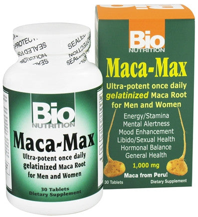 Maca-Max for Energy