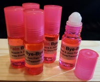 Pain Bye-Bye™  FREE SAMPLE  (Just Pay Shipping)  Check out our Video on this page.