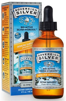 Colloidal Silver - Bio Active Hydrosol Dropper 10 Ppm - 4 oz.