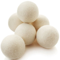 Wool Dryer Balls. Save time and money on every load
