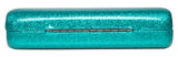 Mermaid Blue Premium Fashion Women's Hard Eyeglasses Case | Bonus Cleaning Cloth