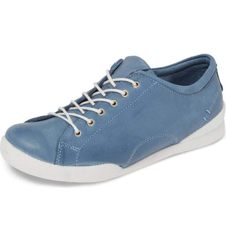 ABBEY Sneaker in Denim