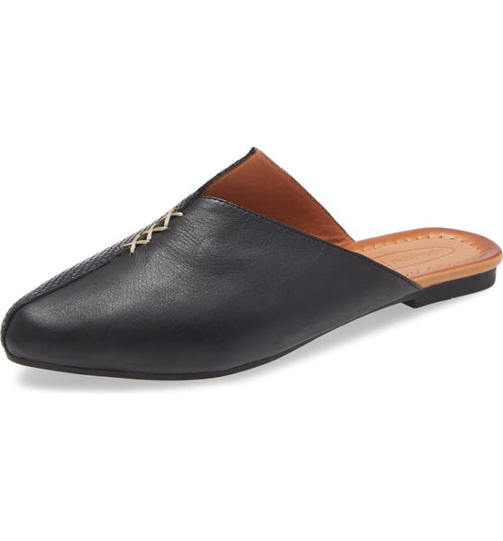DAKOTA MULE - BLACK