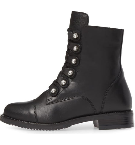 JEWELS Combat Bootie