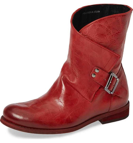 Casey Bootie in Red