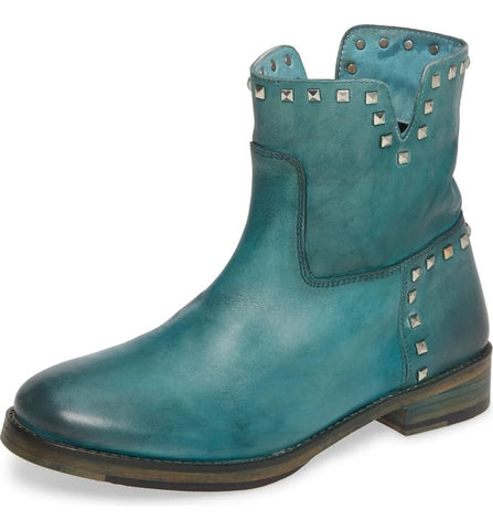 FRED BOOTIE - TURQUOISE