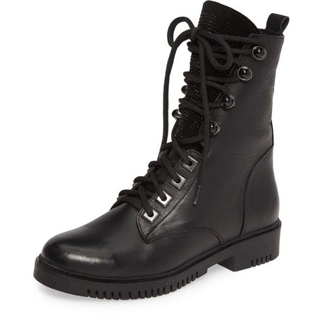 MANNER Boot in Black - PREORDER SHIPS MID SEPTEMBER