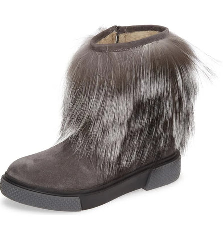TOMTOM Genuine Fox Bootie