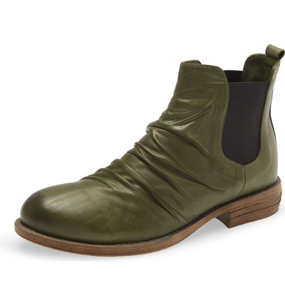TREAT Bootie in Khaki