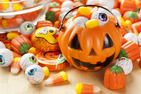 Halloween Candy for Rolly Brush