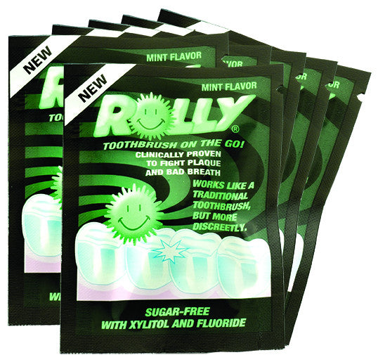 Rolly Brush Single Sachets