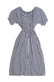 Lee Tie Dress 3 Left