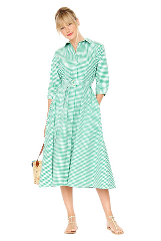 Shirtdress 1 left