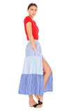 Mixed Tiered Skirt 1 left