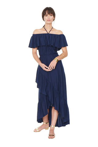 Navy Gracie Dress