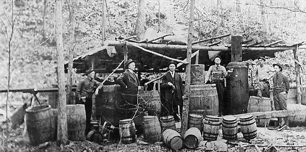 Moonshine Stills and Survivalism