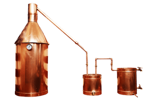 TDN - 20 Gallon Electric Moonshine/Liquor Still - Complete - The Distillery Network Inc
