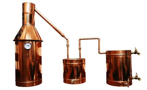 TDN - 6 Gallon Electric Moonshine/Liquor Still - Complete - The Distillery Network Inc