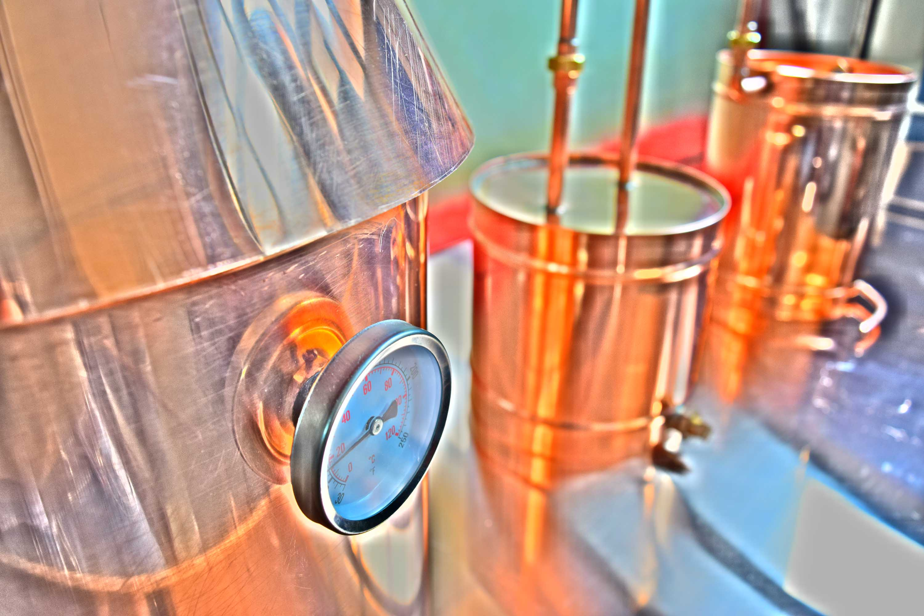 Flame Flow™ 6 Gallon Copper Liquor Distillation Unit