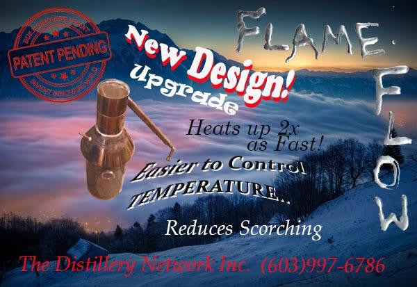New Moonshine Still design