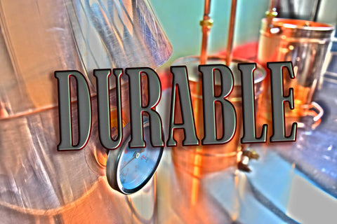 Durable Copper Distiller - Complete