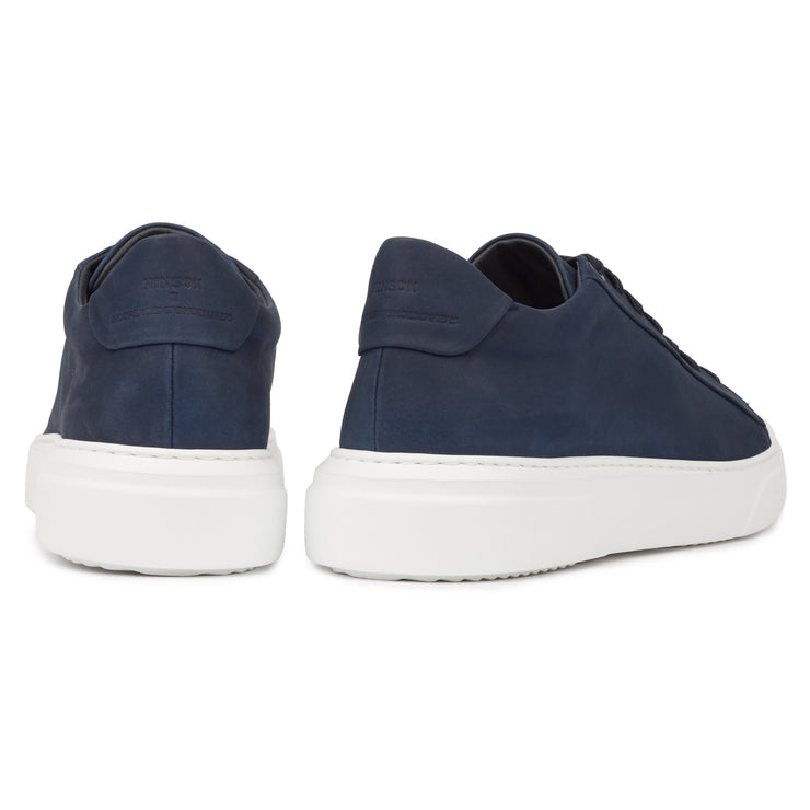 Kea Base Low Navy Nubuck - HINSON STUDIOS