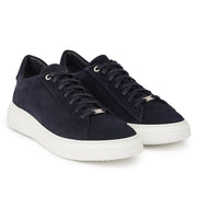 Kea Base Low Navy Suede - HINSON STUDIOS