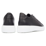 Kea Base Low Black - Leather Plain - HINSON STUDIOS