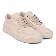 BENNET SONDER EIGHT Beige Leather Nubuck - HINSON STUDIOS