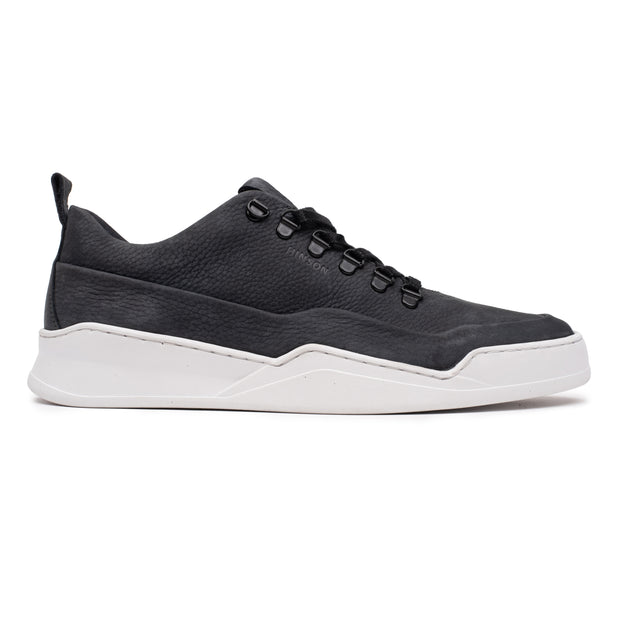 Allin Trail Low Charcoal Nubuck - HINSON STUDIOS