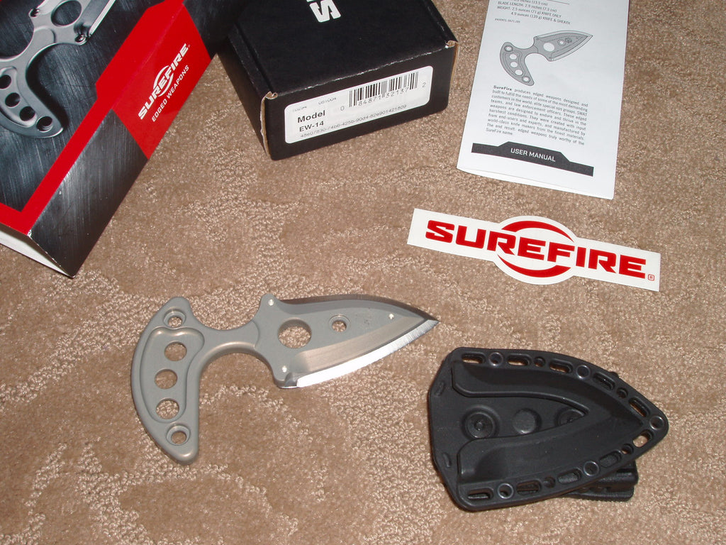 Surefire Knives - Fixed Blade Combat Knife EW-14