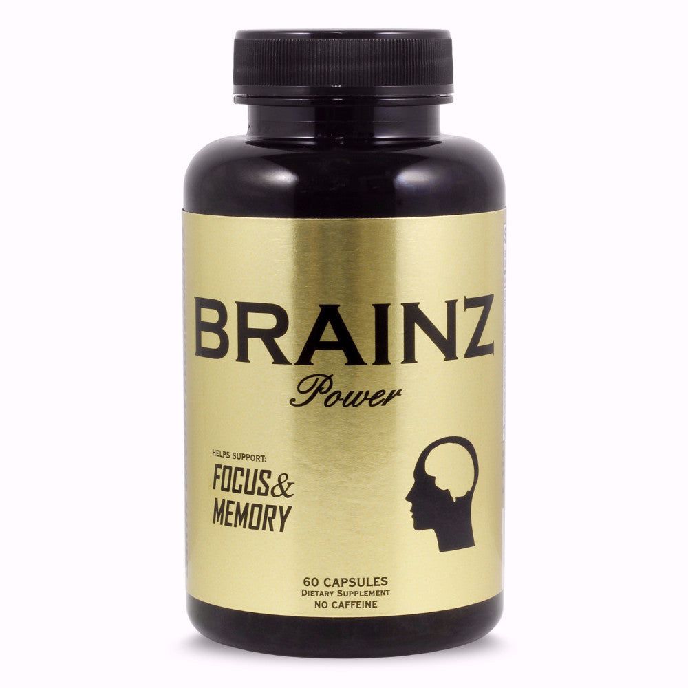 Brainz Power- An advanced nootropic formula