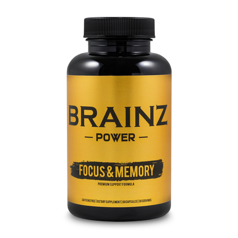 Brainz Power Original Nootropic