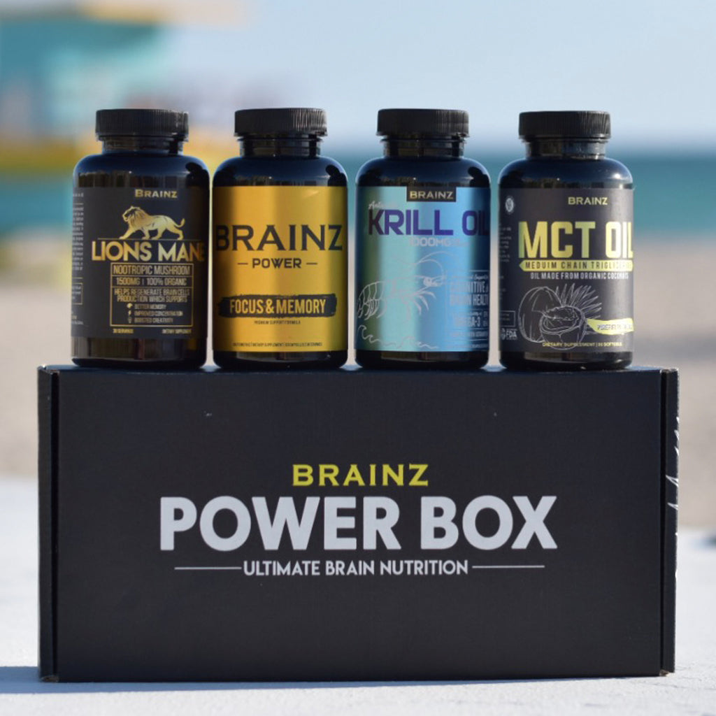 Brainz Power BOX