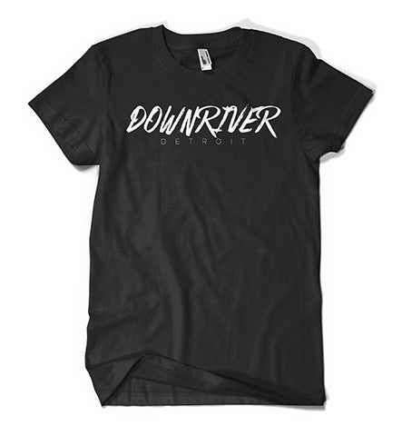 """Downriver Detroit"" T-Shirt"
