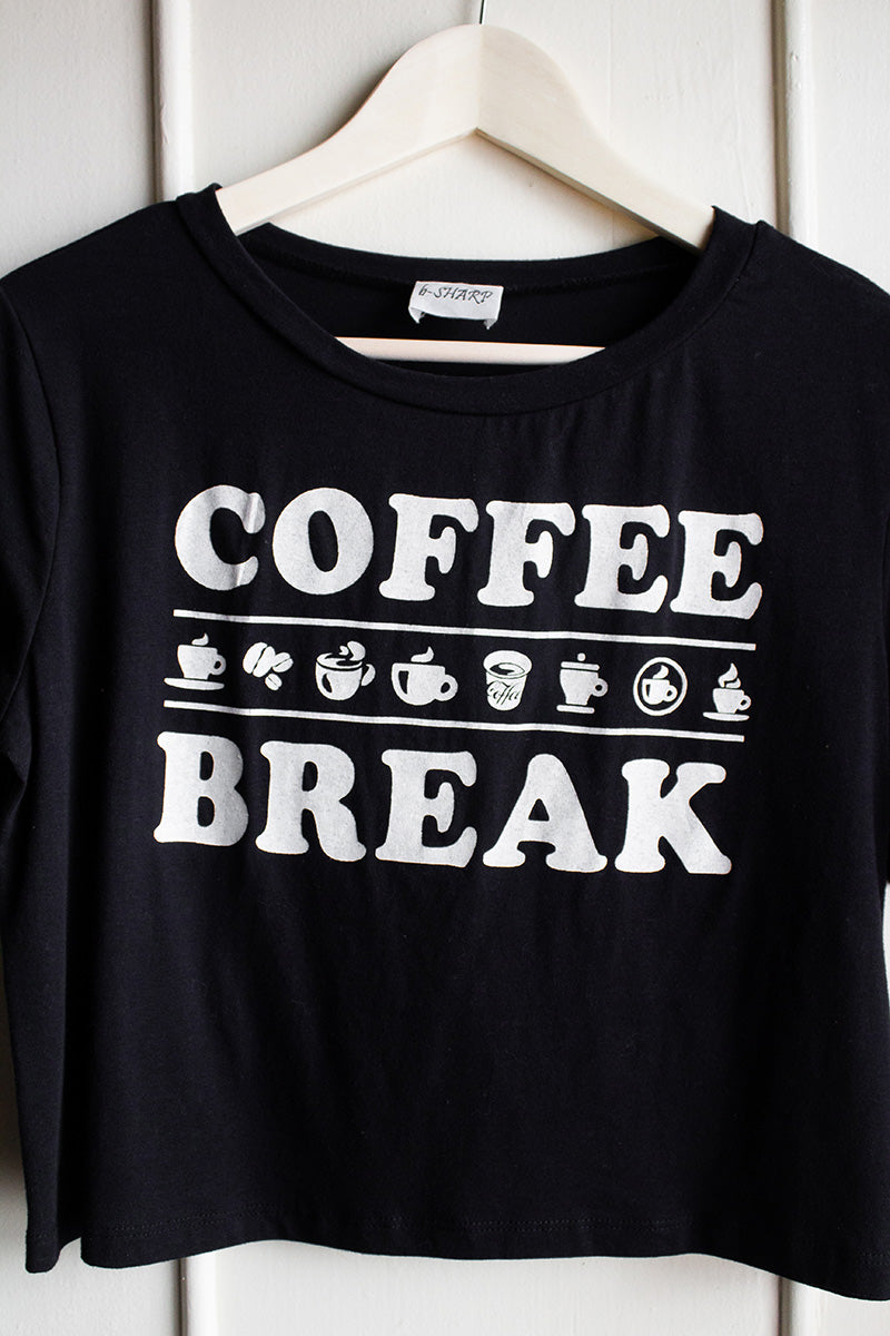 Coffee Break Top