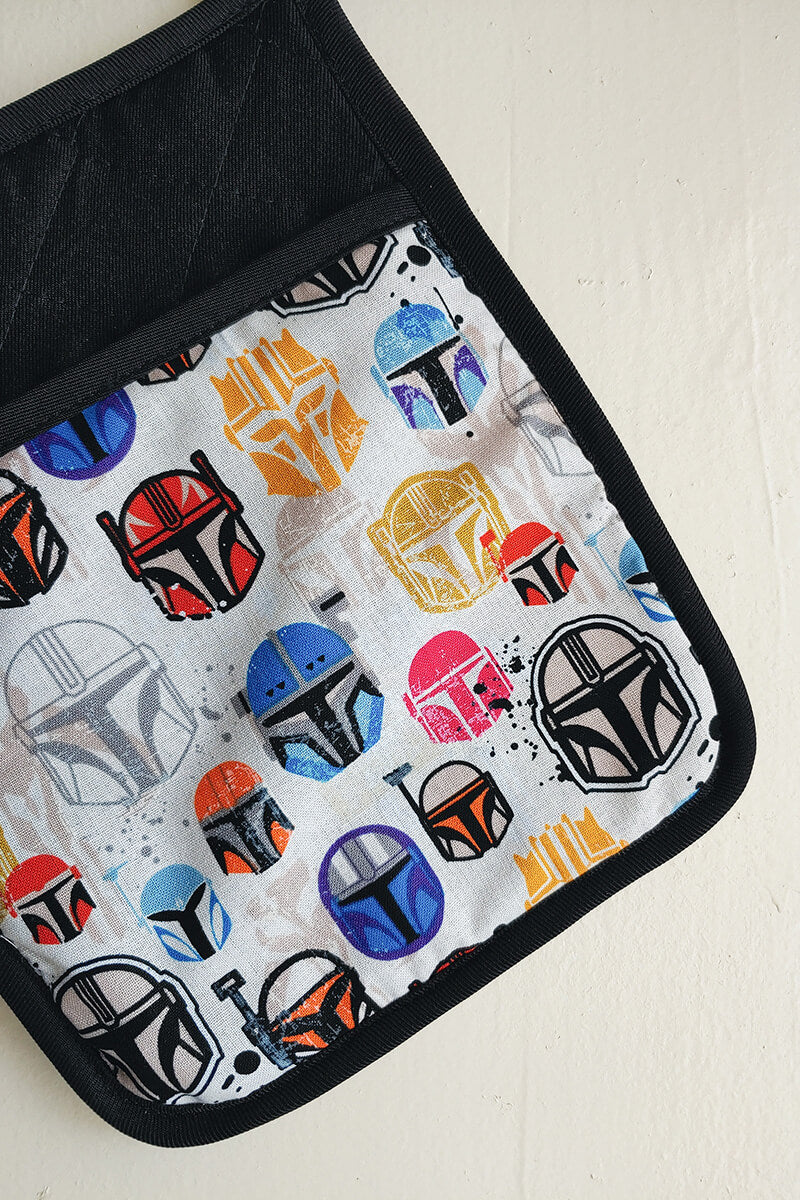 The Mandalorian Pot Holder